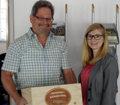 NZ Gewinner Odenwaelder Schlemmerkiste