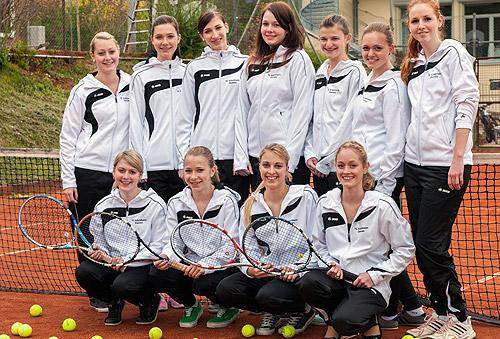 Tennisdamen SCA