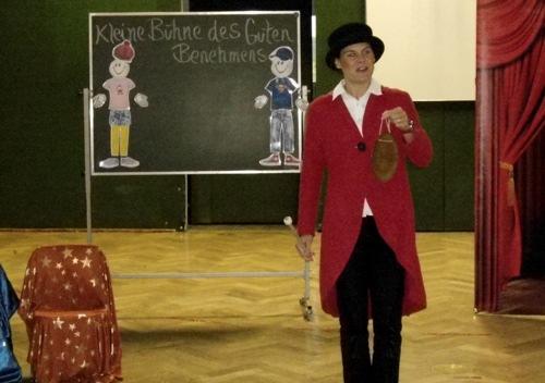 Benimmschule Schlossau