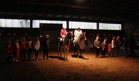 Pferdeland Weihnachten