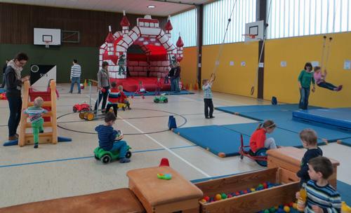 Indoor Spielplatz Schlierstadt