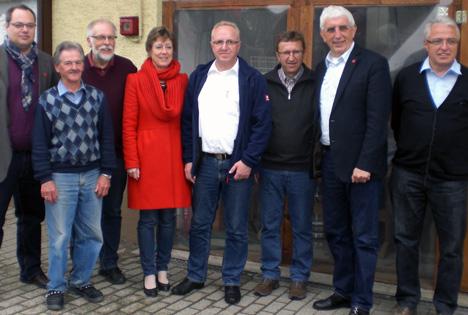 Maifeier SPD Waldbrunn