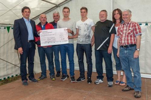 Bonuszahlung TSV Sulzbach