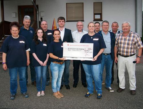 NZ Spenden Weisbach DRK