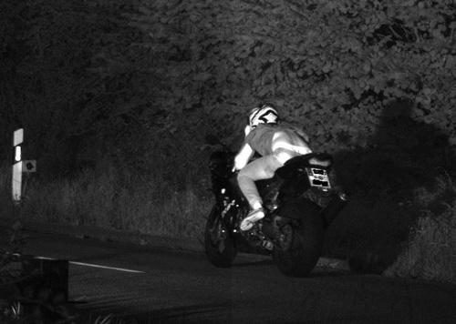 Raser motorrad