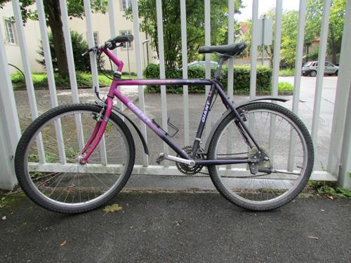 Fahrrad ohne Eigentuemer