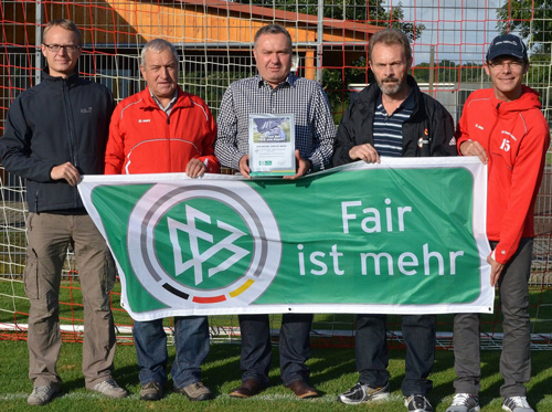 Fair Play VfR Gommersdorf