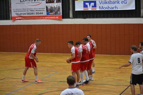 Bild handball mosbach