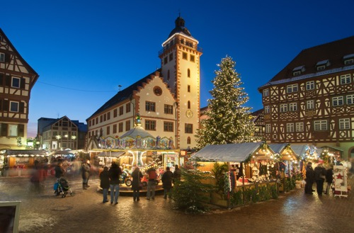 Weihnachtsmarkt Mosbach 2012 Foto TK 02 a