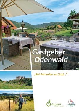 Odenwald gastgeber 2015 Cover