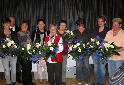 500 Helferinnen KKS Weisbach