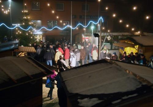 500 Weihnachtliches Dorffest 2015
