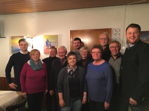 Hauptversammlung CDU Neckarelz