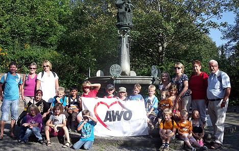 AWO Sommerprogramm ein toller Erfolg