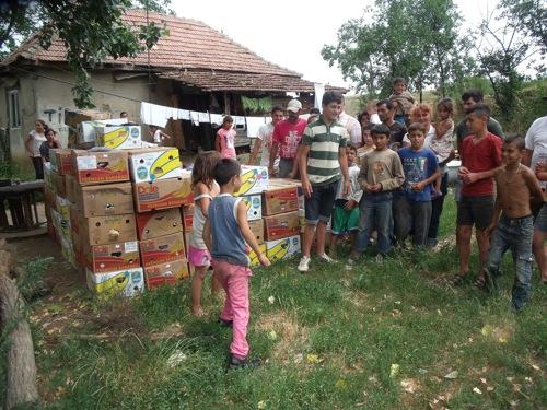 Hilfsaktion Rumaenien 14