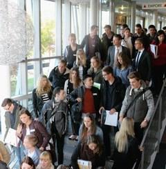 DHBW MOS Foto Erstsemesterbegrueßung MOS1