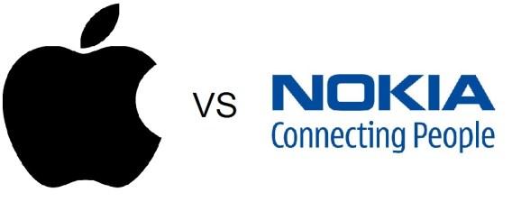 Apple vs Nokia