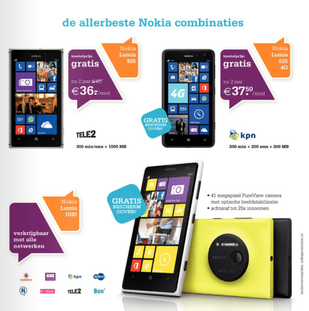 Lumia flyer 2 nov 2013