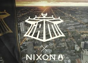 NIXON X IAM WIRE Ouverture