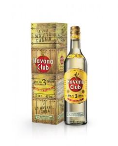 Edition limitée Havana Club 3 ans