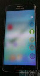Samsung Galaxy S6 Edge face contacts favoris
