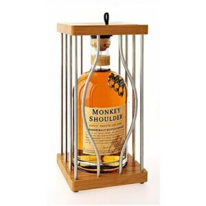 Coffret Noël whisky Monkey Shoulder Out of The Cage 3