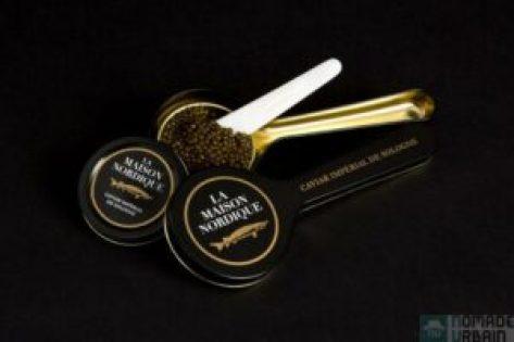 La Cuillère de Caviar Impérial de Sologne