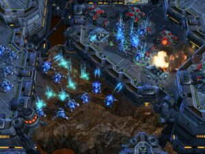 STARCRAFT II LEGACY OF VOID 3