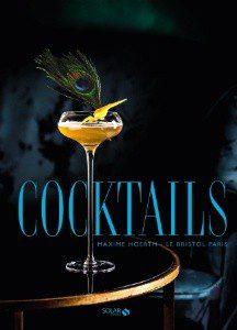 livre «Cocktails» par Maxime Hoerth Bristol Paris 3