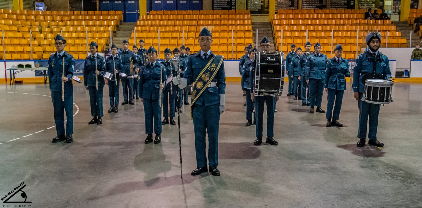 Military Marching Band – 819 Skyhawk Squadron