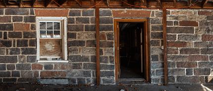 Lent House Door