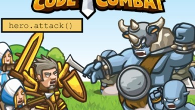 Hour of code: Codecombat