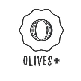 olives plus logo with picture