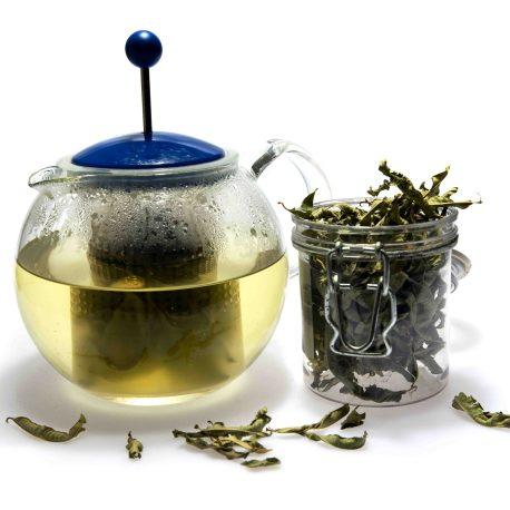Verbena tea leaves