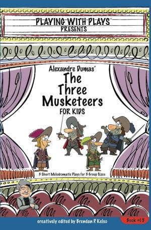 three musketeers cover