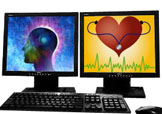 2 Screens of Awareness: Mind and Heart