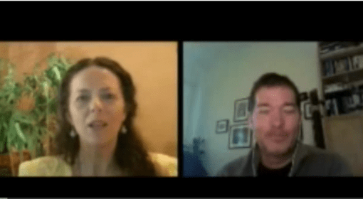 Living Life as a Waking Dream: Video Interview with Richard Whitehurst