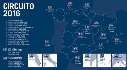 World Padel Tour 2016