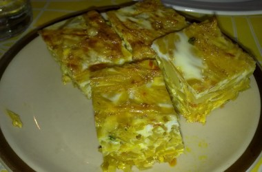 Papeta par Eedu - Parsi Potatoes and Eggs