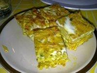 Papeta per idoo (egg on potatoes) (PARSEE STYLE)