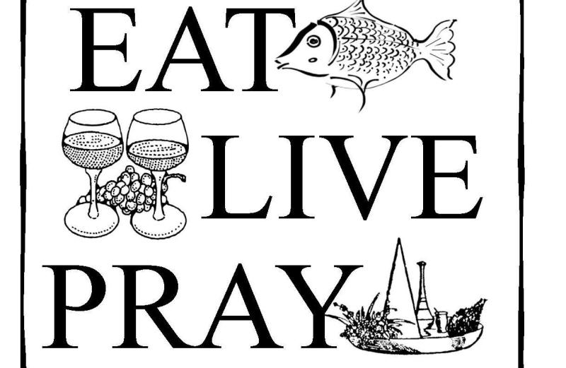 Free EBook: Eat, Live, Pray