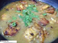 Saucy Garlic Fish