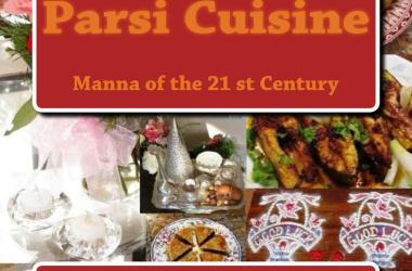 "Cookbook ""Parsi Cuisine Manna of the 21st Century"""