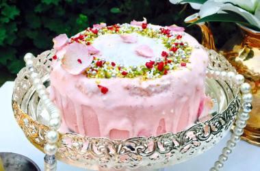 Falooda Ice-cream Mawa Cake