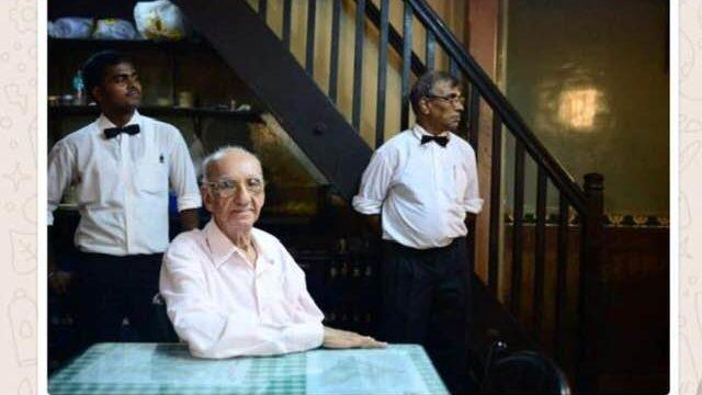 Mr Boman Rashid Kohinoor passed away.