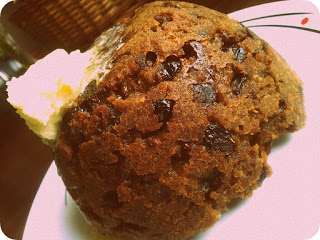 The Forgotten Christmas Pudding