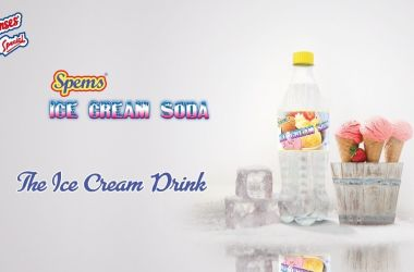 Spems Ice Cream Drink