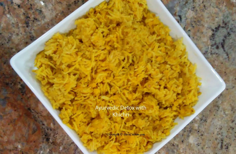 Instant Pot: Ayurvedic Detox with Khichri