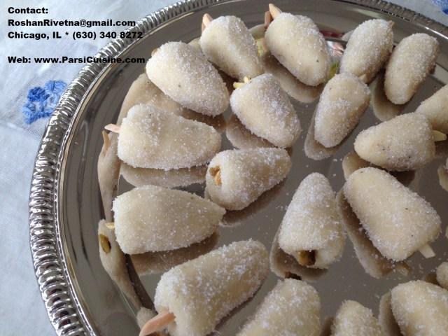 Persian Marzipan Toot