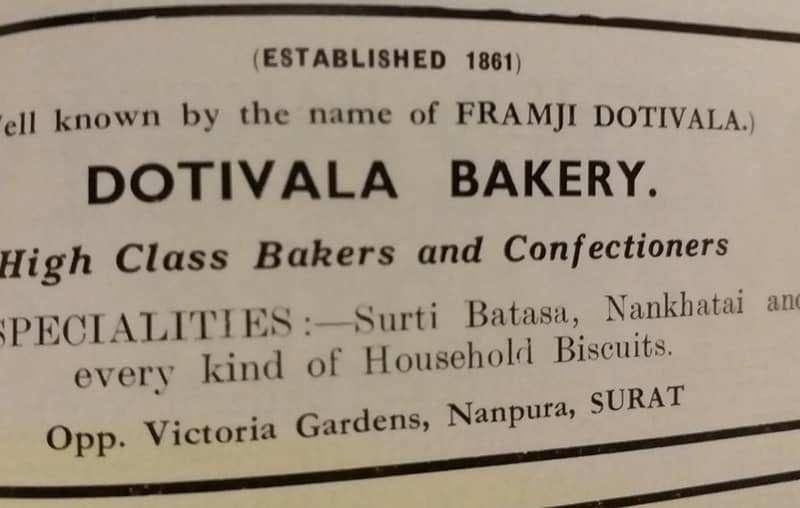 Dotivala Bakery completes 158 years – one of the longest surviving businesses in India.